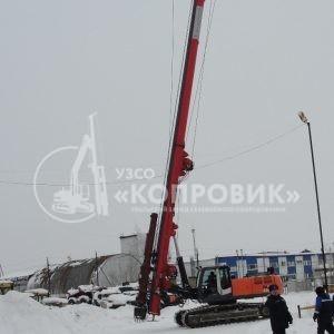"Копровая мачта экскаваторного типа МКЭ 12-С NEW, УЗСО ""Копровик"""