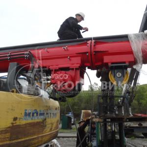 """Монтаж, техническое обслуживание и ремонт бурового и сваебойного оборудования, 017, УЗСО """"Копровик"""""""