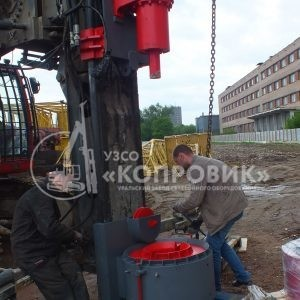 """Монтаж, ремонт и обслуживание бурового оборудования - люнеты, УЗСО """"Копровик"""""""