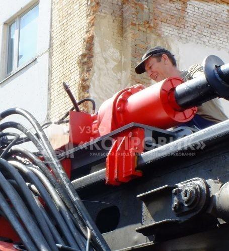 """Монтаж, ремонт и обслуживание бурового оборудования, гидравлический вращатель ВБК Копровик, 11, УЗСО """"Копровик"""""""