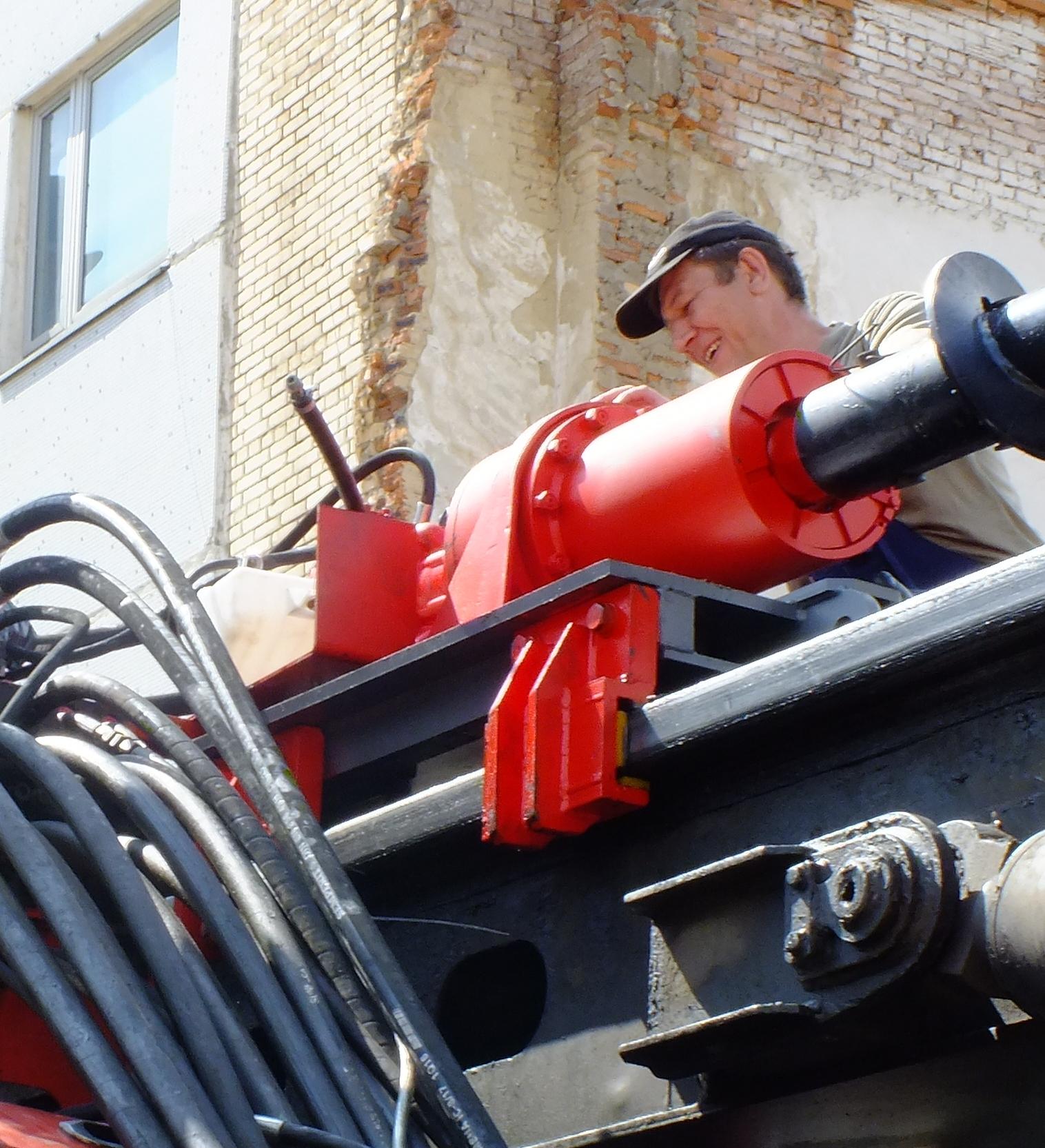 Монтаж, ремонт и обслуживание бурового оборудования, гидравлический вращатель ВБК Копровик, 11