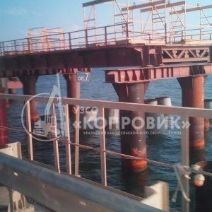 """УЗСО """"Копровик"""" на строительстве Керченского моста"""