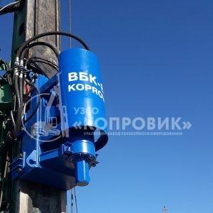 """Гидровращатель ВБК 80 производства УЗСО """"Копровик"""""""