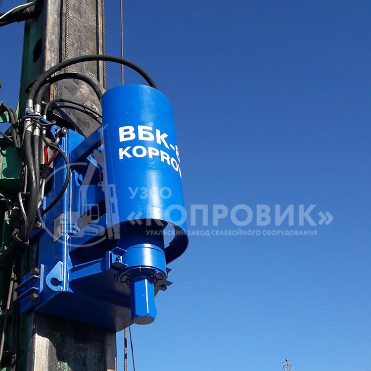 Гидровращатель ВБК 80 производства УЗСО