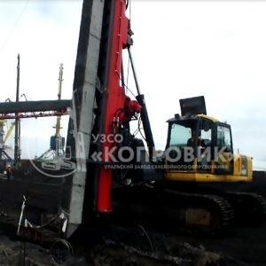 """Копровая мачта для экскаватора МКЭ-14С-NEW, УЗСО """"Копровик"""""""