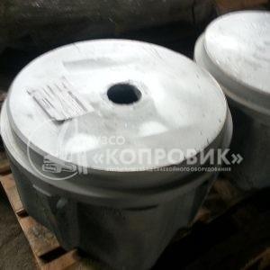 """Наголовники для электротехнической сваи, УЗСО """"Копровик"""""""