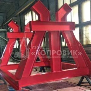 """Подставка для гидромолота SGH2815 - завод """"Копровик"""""""