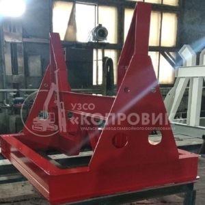 """Подставка для гидромолота Bruce SGH2815, производство УЗСО """"Копровик"""""""