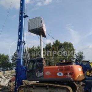 Монтаэ сваебойной установки 750 МКЭ-14С-15.new Копровик