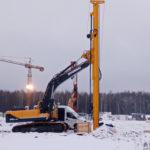 Запущена четвертая копровая мачта МКЭ-15Б-2СК-01 для ООО «МС-Новек и К» г.Москва